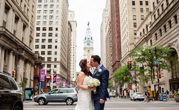 Jennifer and Walter - Wedding
