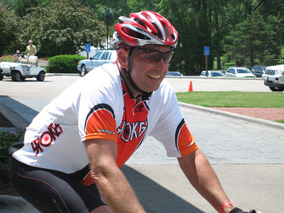 2007 Lake Tour Bike Trek