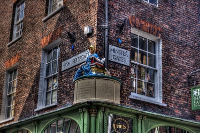York, Yorkshire, UK