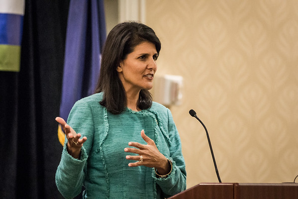 Lead SC 2015 Nikki Haley