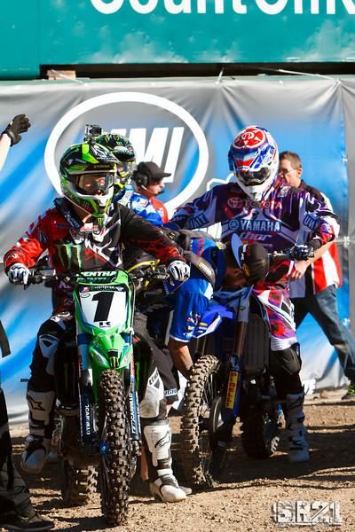 2013 Anaheim 2 Sx   450 Practices