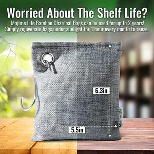 Amazon - Kenji ROI - Air Purifying Bamboo Charcoal Bag