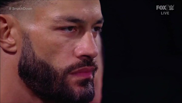 Roman Reigns - Screencaps / SD Live  March 19, 2021
