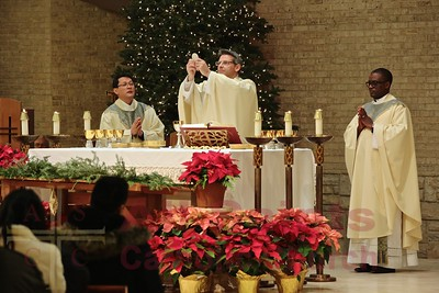 Christmas Eve Mass