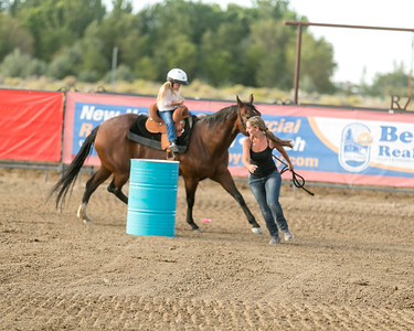 Barrel Race 13 Aug 2020