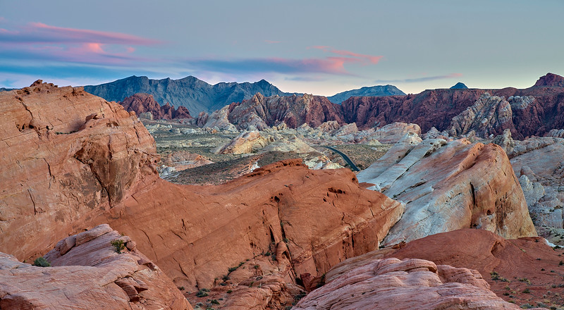 Sunset at Valley Of Fire, Nevada.jpg