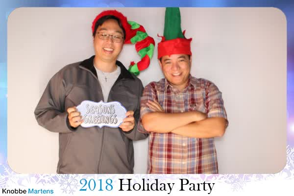 Knobbe Martens Holiday Party