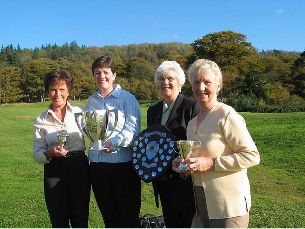 Greenlees Trophy 2003