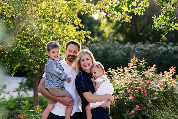 Haigler Family Summer 2021