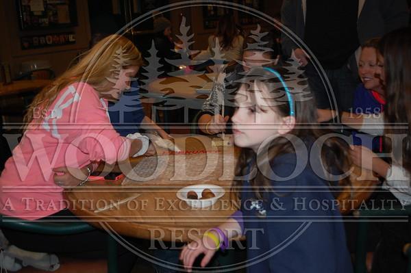 January 24 - Gingerbread Wars