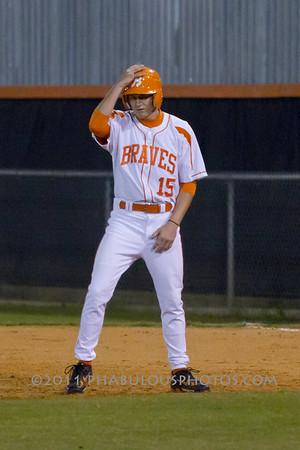 Varsity Baseball #15 - 2011