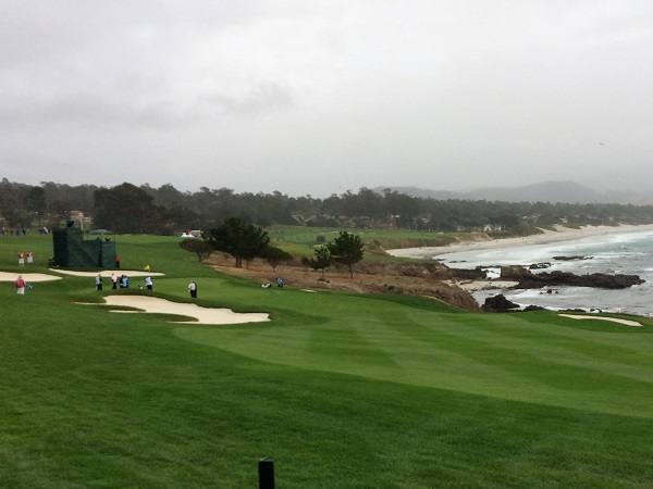 att pebble beach sporting event