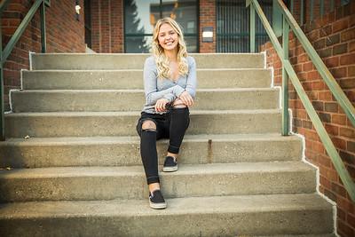 Kara Gillespie Senior Portraits 2020