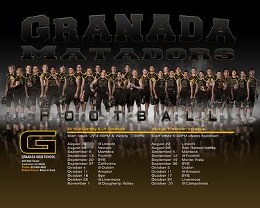 GHS Football Program 2019 Season