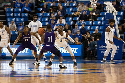 SLU Vs. North Alabama Mens Basketball Game 11-13-2018