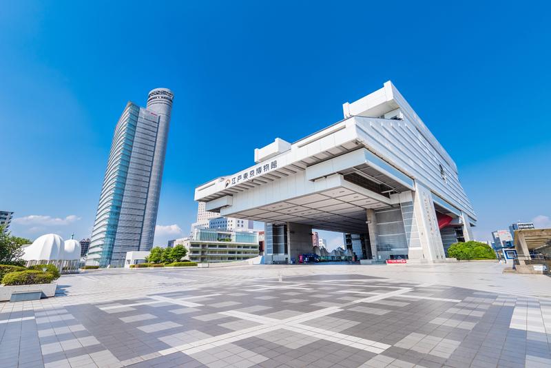 Edo-Tokyo Museum. Editorial credit: picture cells / Shutterstock.com