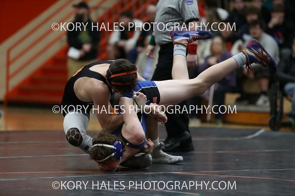 Varsity-Oak Grove vs Harrisonville 2-4-20