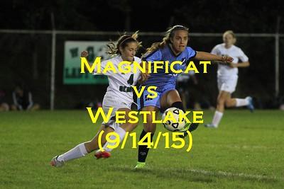 2015-09-14 Soccer Magnficat v Westlake