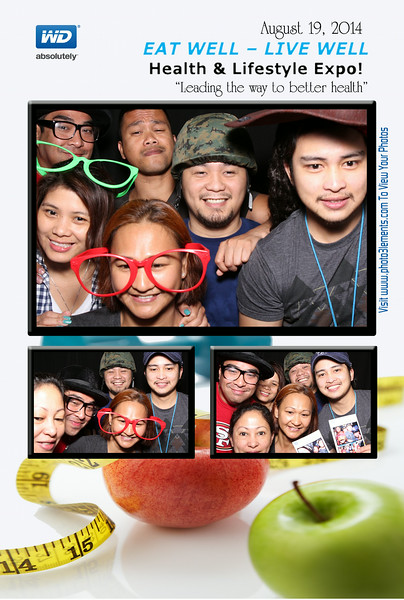 WD Health Expo 2014