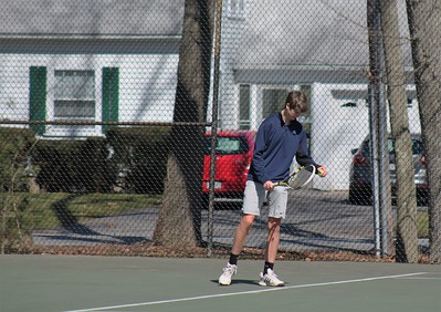 Boys' JV Tennis