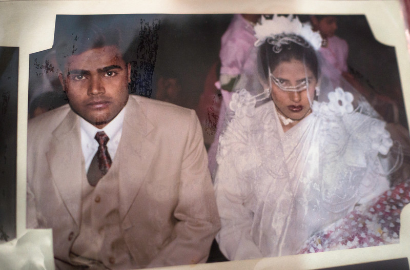 Wedding picture- Mamta and Fernandes