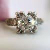 .69ct Transitional Cut Diamond Solitaire 16
