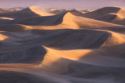 Death Valley: Small Scenes