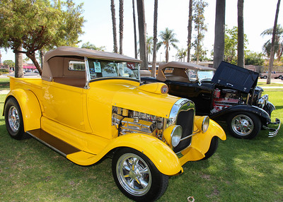 Forty Ford Day 2014