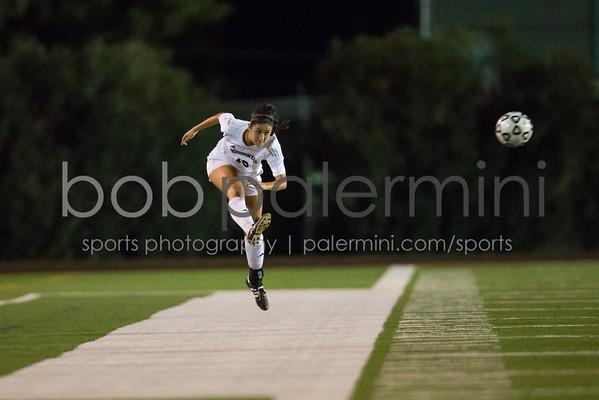 Oxy Women's Soccer vs Pamona 9-24-14