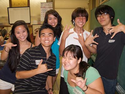 2008 YMA Hawaii Wahiawa Visit