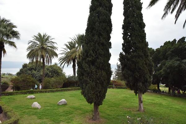 1 - Mount of Beatitudes, Magdala, Capernaum and Jordan