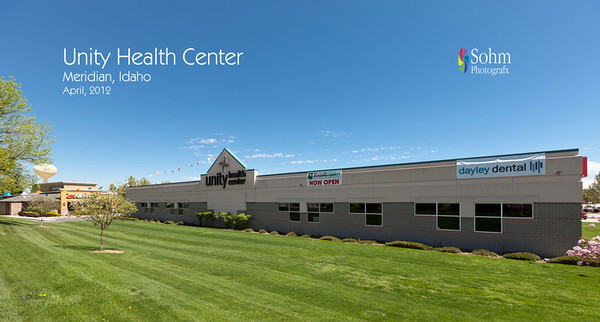 Unity Health Center Meridian Idaho Preliminary Edits