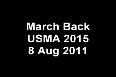 March Back Video