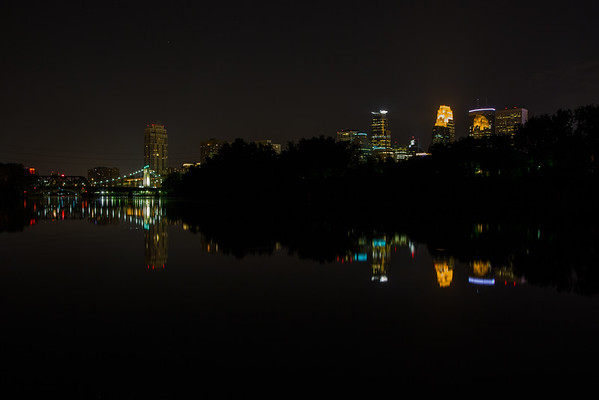 Minneapolis Night