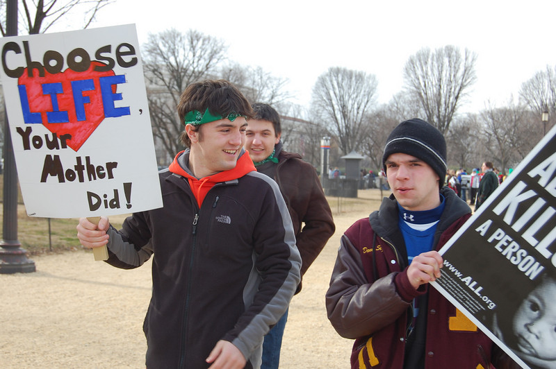 Northridge March for Life 2011 (30).JPG