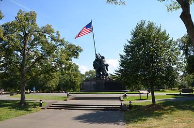 F08 - The Marine Corps Memorial