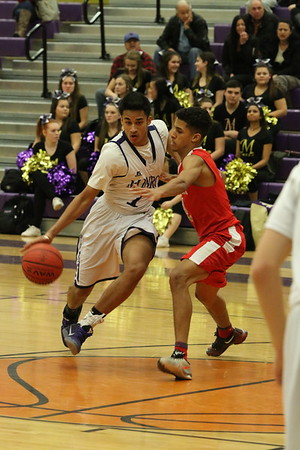 Var Boys Basketball vs Perth Amboy, Jan 26 2017