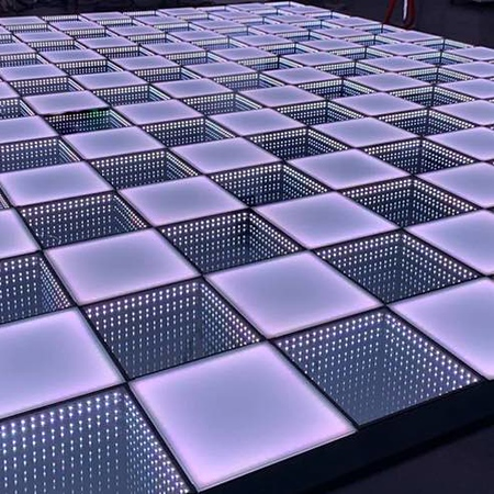 LED Dance Floor with White and Mirror Checkerboard Pattern (1).jpg