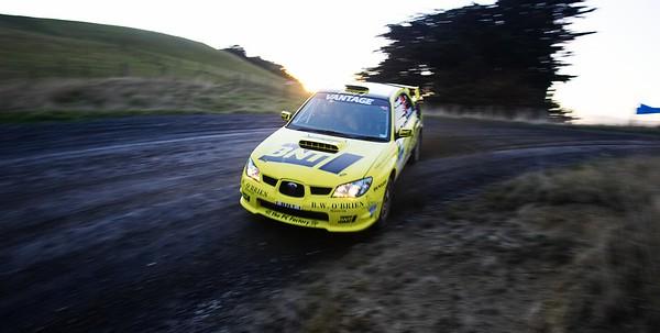 2008 Otago Classic Rally - Sun