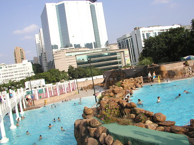 Kowloon Park and Pool