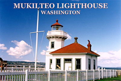 Mukilteo Lighthouse, Washington