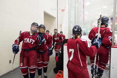 12/15/16: PKO Tournament, Girls' Varsity Hockey v Loomis Chaffee