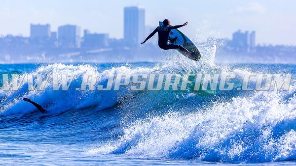 20181130 Topanga Surf Break