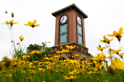 062018 Algonquin Landmark Clock (MA)