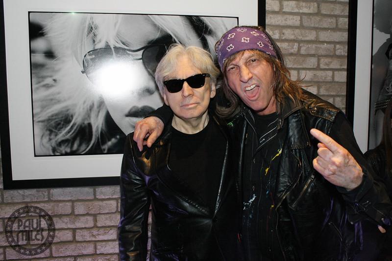 Chris Stein & Mark Weiss