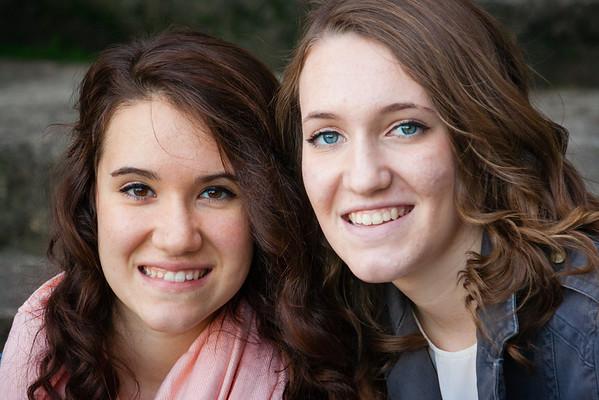 Emily & Megan Barberick