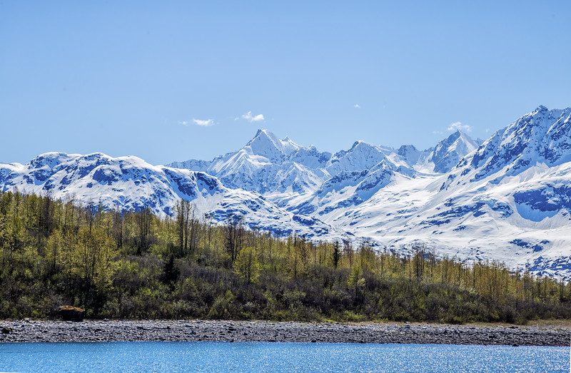 Best time to cruise Alaska Glacier Bay