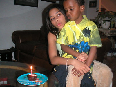 Loren's Birthday 2003