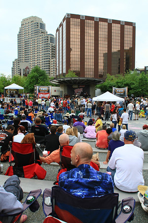 Blues on the Mall