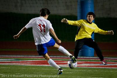 Feb. 21, 2012 Westlake JV-A vs. Del Valle